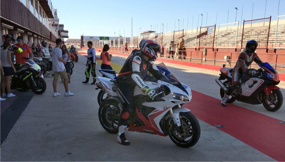 empresa transportar motos circuito carreras