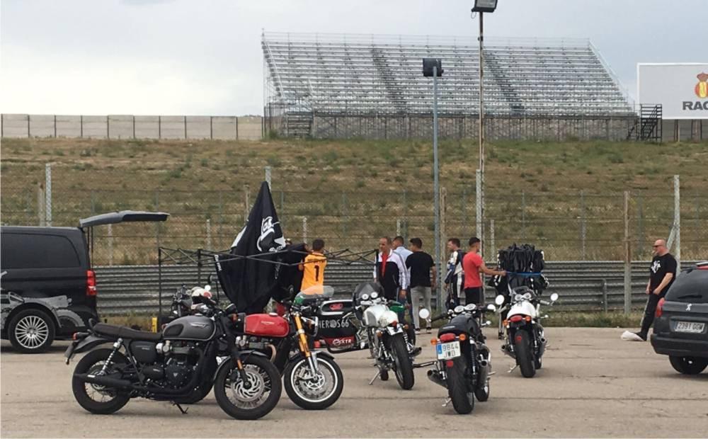 empresa transportar motos grand prix Portugal