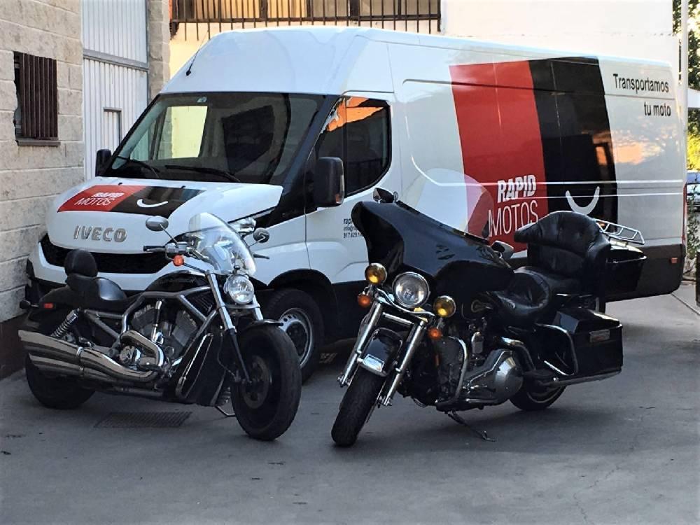 españa transporte vehículos