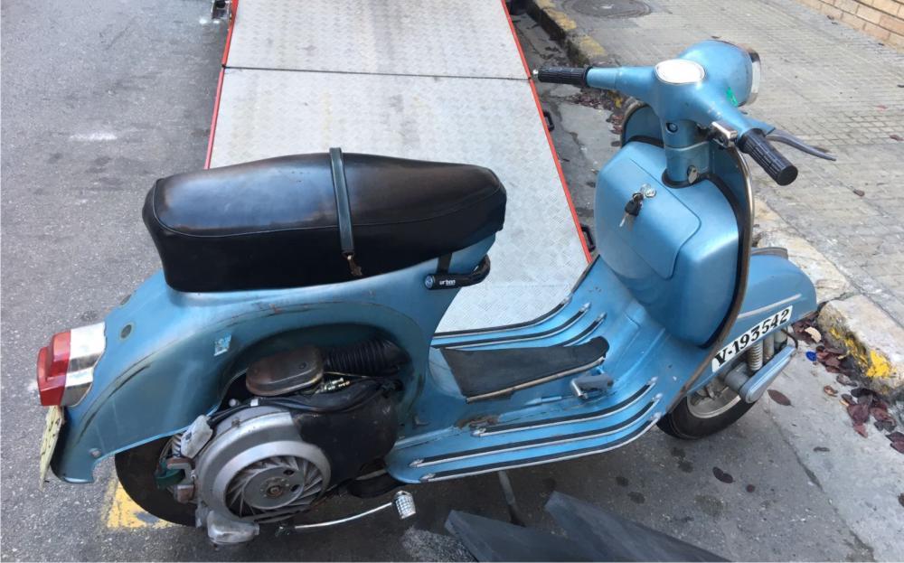 itv pasar motos