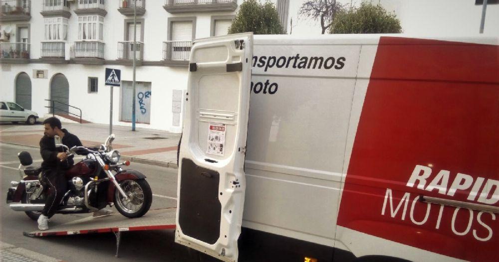 transporte barato vehículos ocio