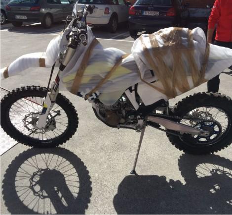 empresas transporte motos carreras Valencia