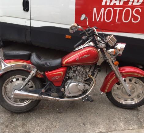 empresas transporte motos Portugal