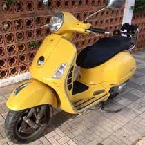 motocicletas transportar
